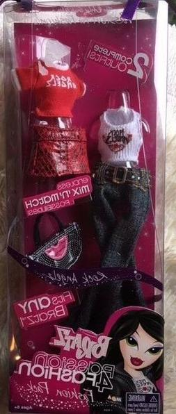bratz fashion packs clothing for dolls rock