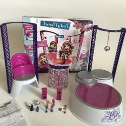 MGA Bratz Party Playset DJ Booth Lounge Play Your Own Music