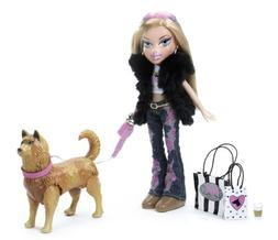 bratz special feature walking doll