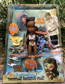 Bratz Sun-Kissed Summer Collection 2004 Sasha RARE African A