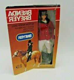 Brenda Breyer Action Rider Doll 511 Vintage 1991