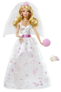 Barbie Bride Doll - New 2012 Version