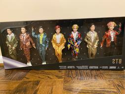 BTS 7 Pack Doll Set by Mattel