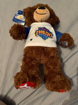 Build A Bear Plush Brooklyn Cyclones Baseball Bear Stuffed T