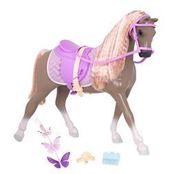Glitter Girls by Battat - Wanderlust 14-inch Toy Horse - Dol