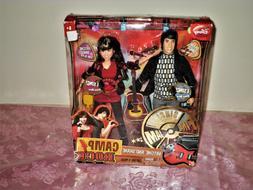 "Camp Rock Singing Disney Doll Set ""Mitchie and Shane"" Jo"