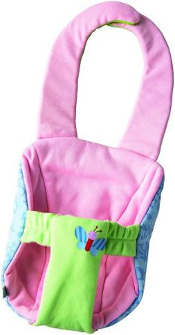 "HABA Baby Carrier Luca - Fits 15"" Baby Dolls"