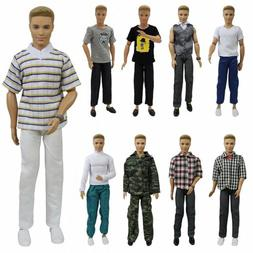 ZITA ELEMENT 5 Sets Fashion Casual Wear Clothes for 11.5 Inc