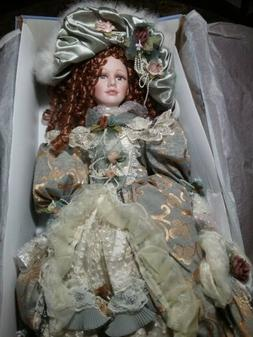 """Cathay Collection Porcelain victorian doll 36"""""""