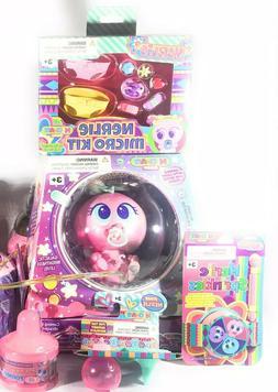 Celestis Nerlie Baby Doll GALACTICS Distroller Neonate GLOWS