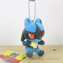 Pokemon Center Original POKEMON DOLLS Plush Mascot Key Chain