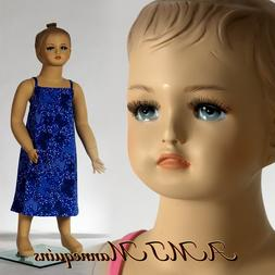Child mannequin manikin abt 1 year old Christmas Doll baby g