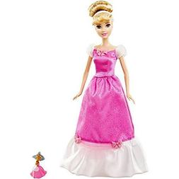 Disney Princess Cinderella Doll and Suzy Mouse Pink Exclusiv