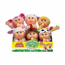 "Cabbage Patch Kids Clara Cow Cutie Baby Doll, 9"" Soft MYTODD"