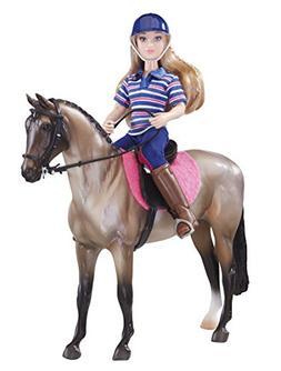 Breyer Breyer Classics English Horse & Rider