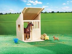Breyer Classics Hilltop Horse Wood Stable