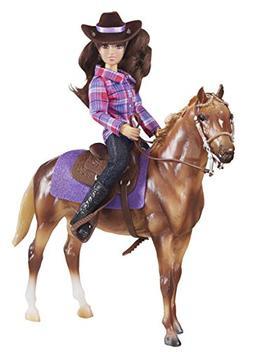 Breyer Breyer Classics Western Horse & Rider