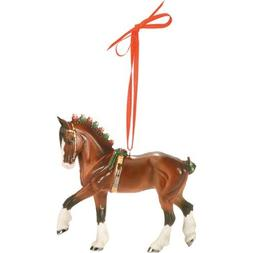 Breyer Clydesdale Beautiful Breeds Ornament - 6th in Series