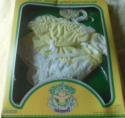COLECO Vintage Cabbage Patch Kids Preemie Outfit 1983