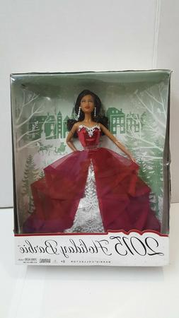 Barbie Collector 2015 Holiday African-American Doll Brunette
