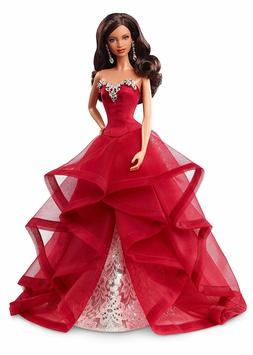 Barbie Collector 2015 Holiday Doll, Brunette