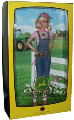 Barbie Collector Pink Label John Deere Edition 12 Inch Doll