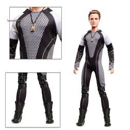 Barbie Collector The Hunger Games: Catching Fire Peeta Mella