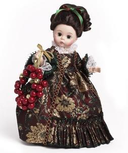 Madame Alexander Colonial Christmas Doll