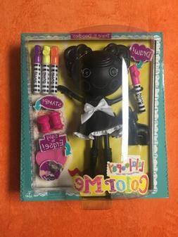 Lalaloopsy Color Me Doll NIB