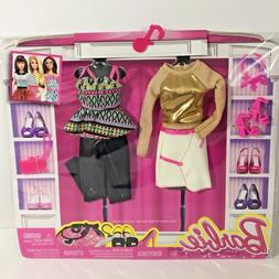 Barbie Complete Fashion 2-pack, Glam Rock