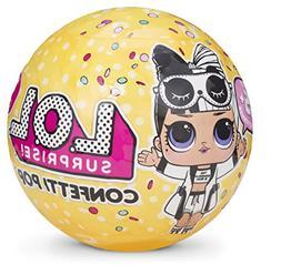 L.O.L. Surprise! 551539 Confetti Pop-Series 3 Collectible Do