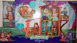 Enchantimals Cozy Deer House Playset New