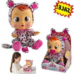 Cry Babies Doll Lea Baby Real Tears Crying Authentic Voice I