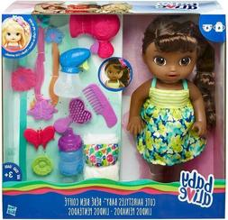 BABY ALIVE CUTE HAIRSTYLES BABY, AFRICAN AMERICAN