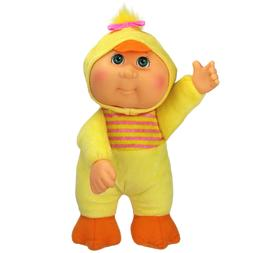 Cabbage Patch Kids Cuties Amelia Chick 9 Inch Soft Body Baby