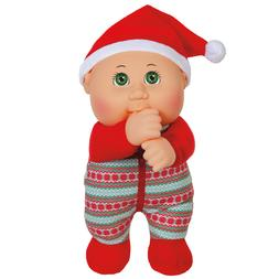 """Cabbage Patch Kids Cuties Doll: 9"""" Holiday Helpers Collectio"""