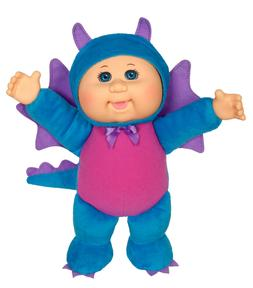 """Cabbage Patch Kids Cuties Doll: 9"""" Fantasy Friends Collectio"""