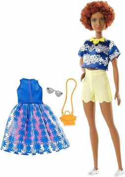 Daisy Love Fashionista #100 Deluxe Set-Nikki Red Curly Hair