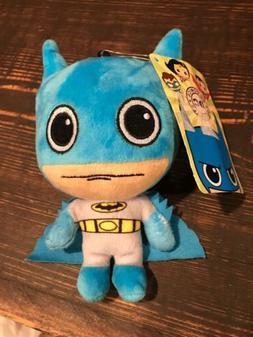 DC Comics Classic Batman Plush Stuffed Doll Toy Blue Large E