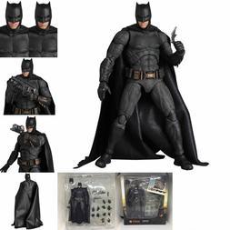 DC Comics Justice League Batman Action Figures Dolls Mafex M