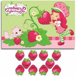 Amscan Delightful Strawberry Shortcake Party Game Birthday P
