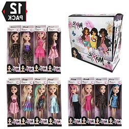 Liberty Imports Deluxe Case of 12 Fashion Beauty Princess Do