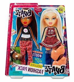 Bratz Deluxe Fashion Pack #3: Cloe and Sasha