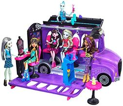 Mattel - Monster High - FCV63 - Deluxe Bus and Mobile Salon