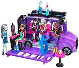 Mattel - Monster High - FCV63 - Deluxe Bus and Mobile Salon