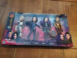 Disney Descendants 3 Dolls 4 Pack Isle of Lost EVIE JAY MAL