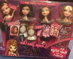 Design Your Own Bratz Rina Doll Set  MIB