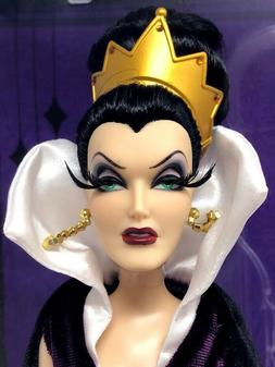 Disney Designer Villain Collection Evil Queen Doll LE Ltd. E