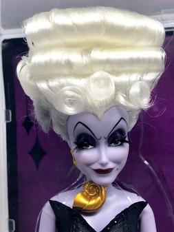 Disney Designer Villain Collection Ursula Doll LE Ltd. Ed. 0