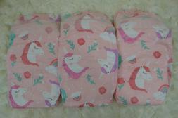 HONEST DIAPERS 6 PACK for dolls & NEWBORN babies UNICORNS ra